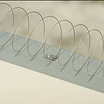 """4"""" Bird Coil bird deterrent - 25 ' x 4"""" (ea)"""