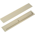 "Bird Slide Seam Connector Beige 12"" (12 pack)"