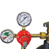 CO2 Tank Regulator Kit - 10 to 110 psi